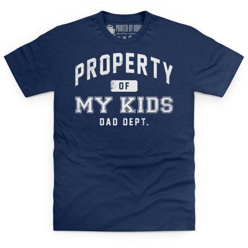 Property Of T-Shirt, Herren Dunkelblau