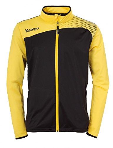 Veste classic Junior Kempa Emotion jaune/noir