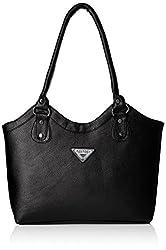 Fantosy Women's Handbag (Black) (FNB-238)