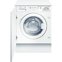 Bosch WIS24167EE - Lavadora (Integrado, Color blanco, Frente, 7 kg, 1200 RPM, A)