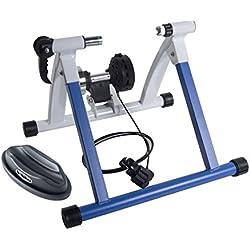 BDBikes Bike Magnetic Turbo Trainer -Variable Resistance Bike Trainer - Inc Front Wheel Rest