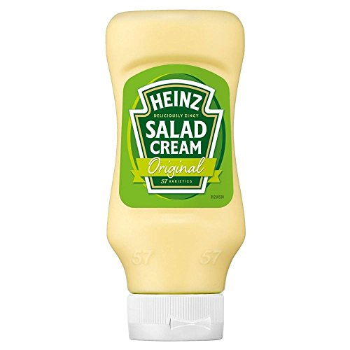 Crème Salade Heinz (De 460G)