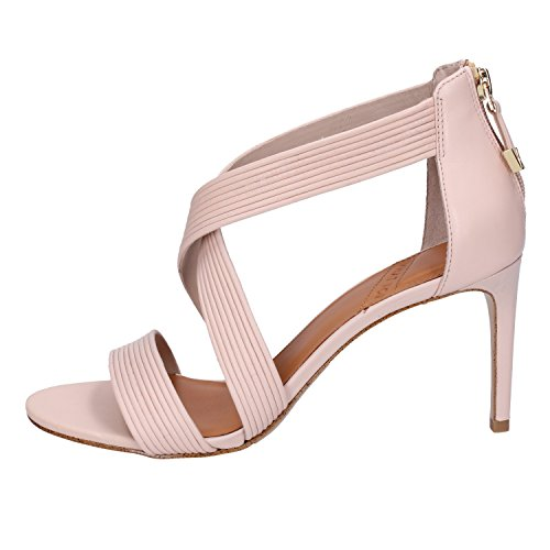 What For Sandali Donna Pelle Rosa 36 EU