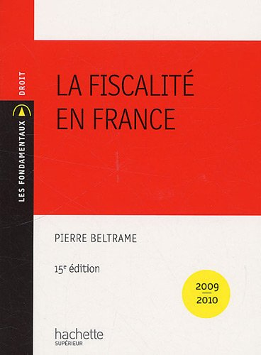 La fiscalité en France par Pierre Beltrame