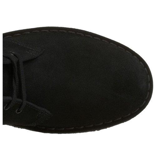 Clarks Originals Desert Boot, Chaussures de ville homme Noir (Black)