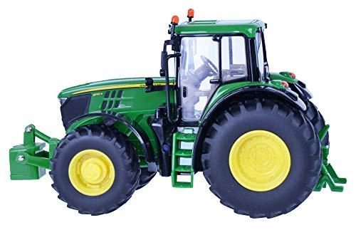 Britains 43150 Tomy John Deere-6195M Traktor-hochwertiges Fahrzeug für Kinder ab 3 Jahre z Preisvergleich