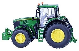 Britains 43150-John Deere, 6195M Tractor, Multicolor