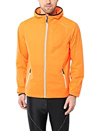 Ultrasport Endy Veste Homme Orange FR : S (Taille Fabricant : S)