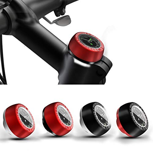 92c3e7934e FETESNICE MTB Road Bike Headset Stem Watch, Cycling Head Parts Bike Headset  Top Cap Stem