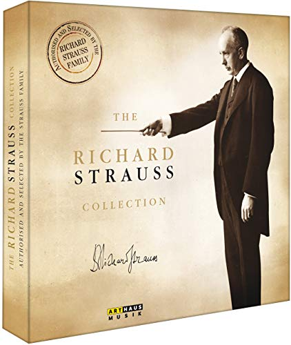The Strauss Collection (11 DVD) [box_set] [Import italien]