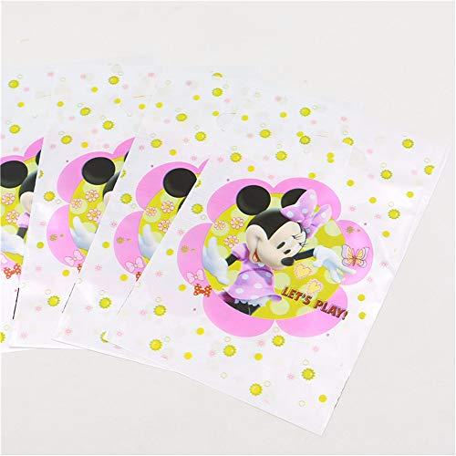 e Maus Druck Geschenktüte für Motto Happy Birthday Party Dekoration Süßigkeiten Beutel Kinder Gastgeschenk ()