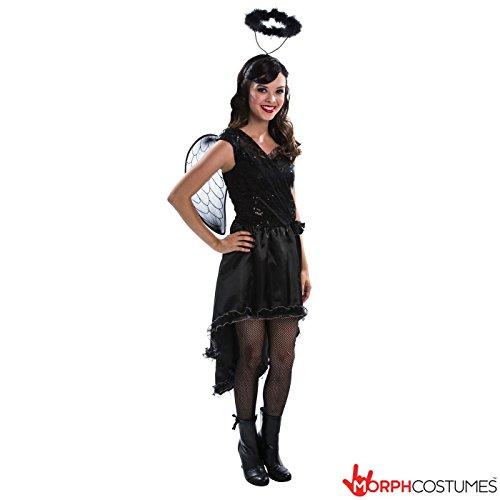 Teen Fallen Angel Kostüm klein medium (Cute Teen Halloween)