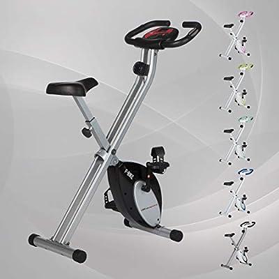 Ultrasport F-Bike und F-Rider, Hometrainer, Fitnesstrainer, Sportgerät, idealer Cardiotrainer