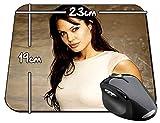 Angelina Jolie B Tapis De Souris Mousepad PC