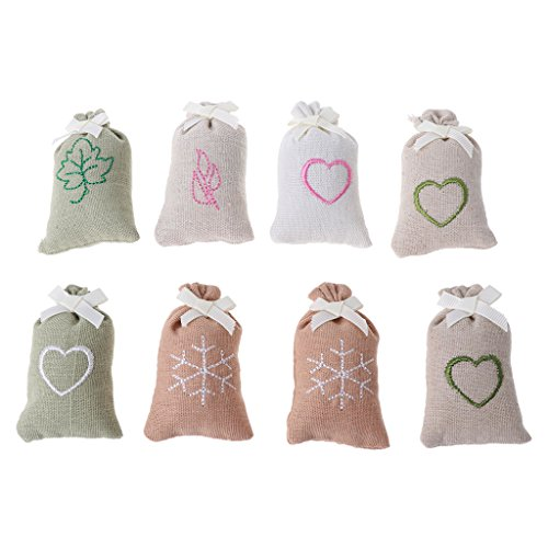 Manyo Sachet Linen Bag Fragrance deodorizer air freshener for Home Car Closet