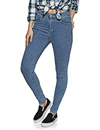 Levi's  ® Mile High Super Skinny W Jeans out The Window