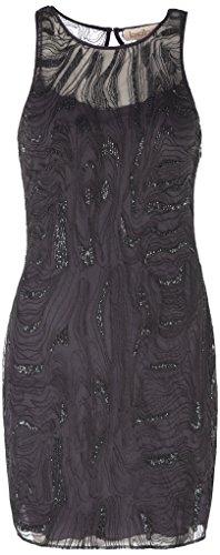 BDBA 221 Dress Mini Irong, Habillé Femme gris (IRONG)