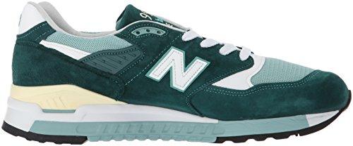 New Balance M998, CSAM green/white CSAM green/white