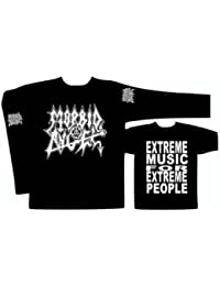 T-shirt extreme music M (t-shirt taille medium)