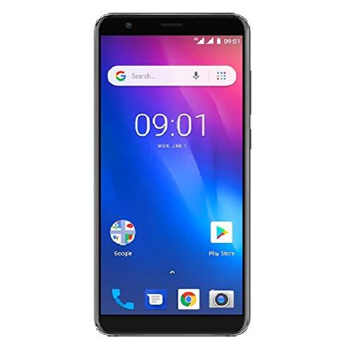 Ulefone S1 Pro 2019 4G Smartphone ohne Vertrag günstig 5.5 Zoll Dispaly 16GB Spicher, Dual SIM Android 8.1, Kamera 13MP + 8MP, Schwarz - S1 Handy