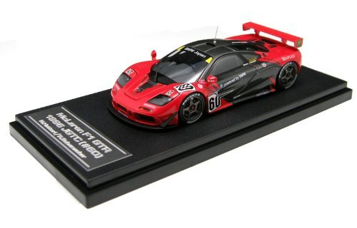 EBBRO/hpi 1/43 McLaren F1 GTR 1996 JGTC No60 N.hattori R.Schumacher (1/43 scale diecast model car) [JAPAN] (japan import)