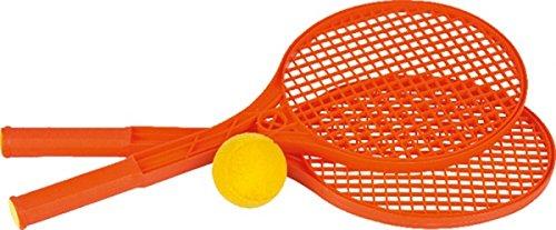 Adriatic 54cm Beach Toys Tennisschläger in Net Verpackung (grün)