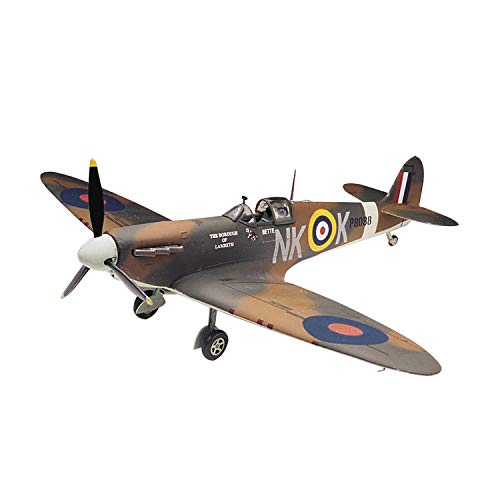 Revell- Spitfire MK-II (11/98),Escala 1:48 Kit de Modelos de plástico, Multicolor (15239)