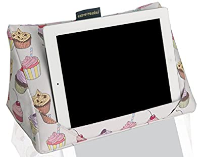 coz-e-reader Cupcakes tablet cushion stand - low-cost UK light store.