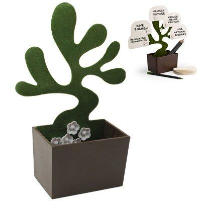 Price comparison product image Stand Holder Desk Bonsai Accessories Box & Note Plate