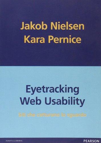Eyetracking web usability. Siti che catturano lo sguardo