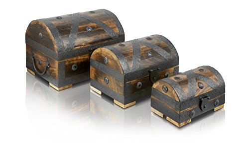 Pirate Treasure Chest Storage Box