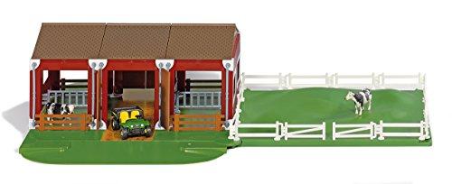 Siku 5603 - Stall, Auto- und Verkehrsmodelle