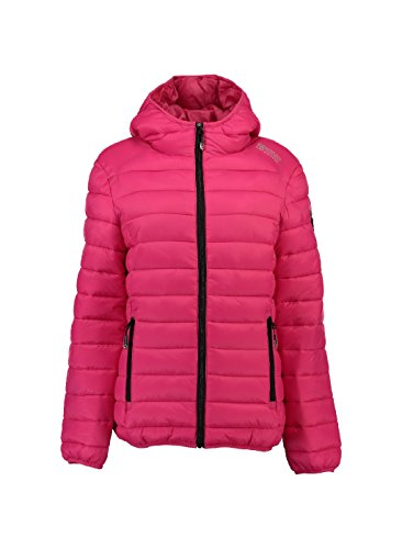 Geographical Norway Doudoune Femme Andy Hood Fuschia-Taille - 4
