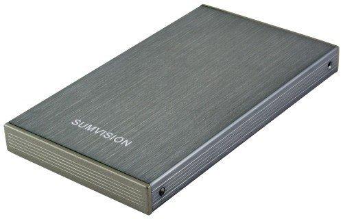 Externe Festplatte 320GB 2.5 Zoll USB 2.0 Taschen Größe Dünn