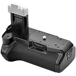 Newmowa BG-E5 Batterie Grip Poignée d'alimentation Remplacement pour Canon EOS 450D 500D 1000D Kiss X2 Appareil Photo Reflex Numérique