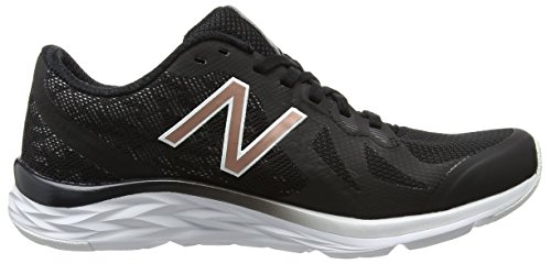 New Balance 790v6, Chaussures de Fitness Femme Multicolore (Black/White)
