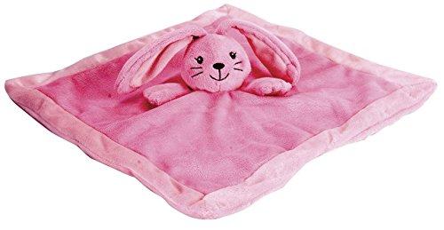 Wild Republic Pink Bunny Blanket Warm Wishes (15011)