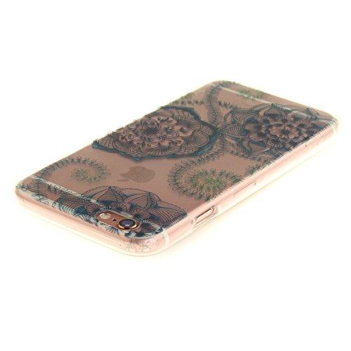 """MOONCASE iPhone 6 / 6S Coque,Etui de Protection Coque Slim Antidérapant Case en TPU Gel Avec Absorption de Chocs pour iPhone 6S / iPhone 6 (4.7 """") TX08 TX22"""