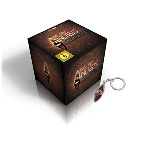 Das Haus Anubis - DVD Box Limited Edition Staffel 2 (Folgen 115-234)