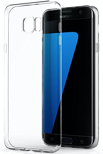 LONVIPI® Samsung Galaxy S7 Funda Cubierta de Silicona de ultra delgado de TPU estuche Silicona Carcasa Trasera Para Samsung Galaxy S7 Transparente