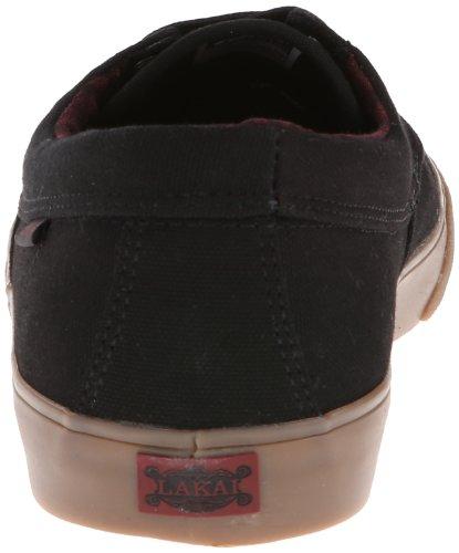 Lakai Camby, Herren Sneaker Schwarz - Noir (Black Canvas)