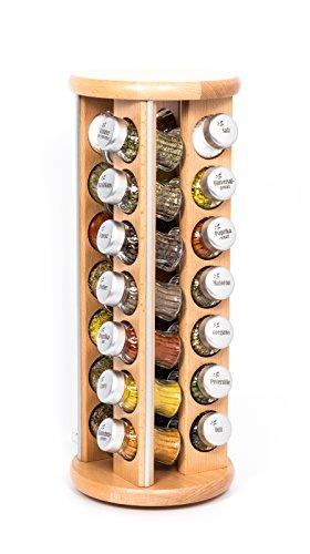 gald-poland-rastrelliera-girevole-per-le-spezie-e-per-lerba-legno-barattoli-di-vetro-gald-28-silver-