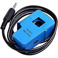 ARCELI 100A SCT-013-000 Transformador de Corriente CA de núcleo Dividido no invasivo para sensores para Arduino