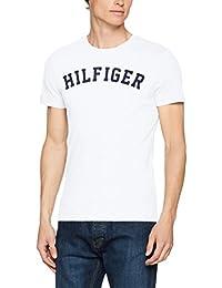 560dd69095ed59 Tommy Hilfiger Men s SS Tee Logo T-shirt