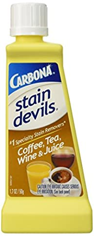 Carbona Stain Devil #8 - for Wine, Tee, Coffee and Juice Stains. by Carbona