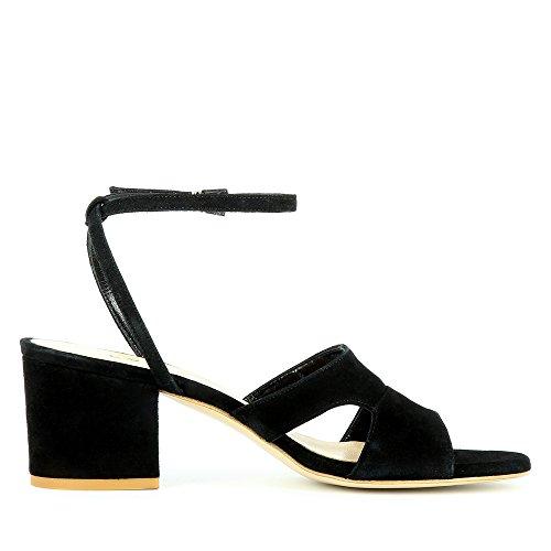 Evita Shoes  Mariella, Sandales pour femme Noir