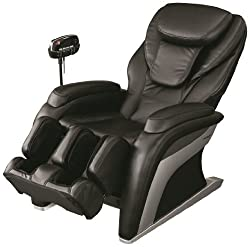 Alpha Techno MA 10 massage chair, black