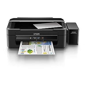 Epson L380 Multi-Function InkTank Colour Printer (Black)