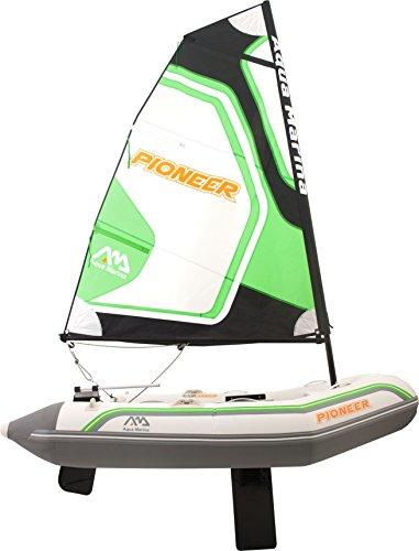Aqua Marina Pioneer OP Sail Boat Segelboot Schlauchboot 2.77m