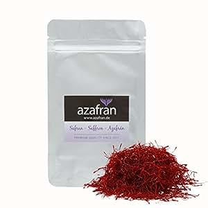 Azafran® Safran Fäden (5g) in Premium Qualität